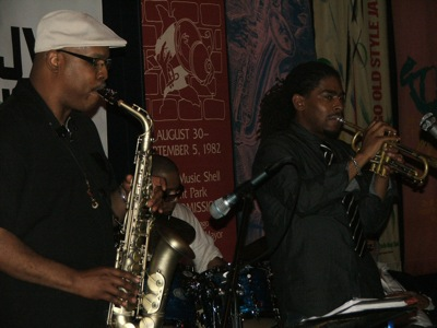 Greg Osby & Corey Wilkes